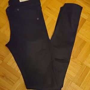 Rag & Bone Dark Denim Legging Jean